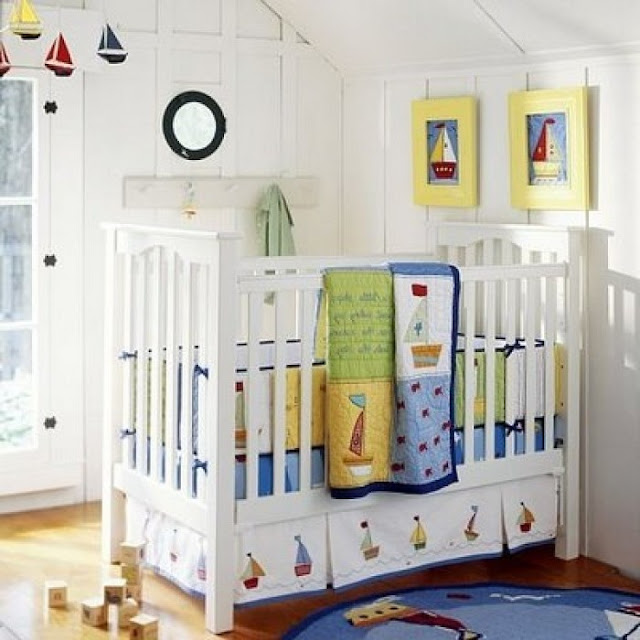Baby Boy Bedroom Decor