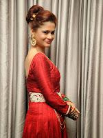 Shilpa Chakravarthy Glam pics at Race Gurram audio-cover-photo