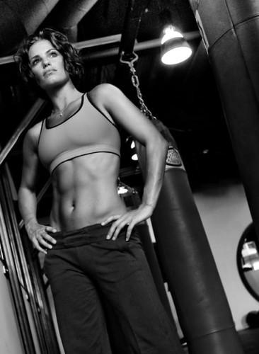 Amber elizabeth fournier fitness model