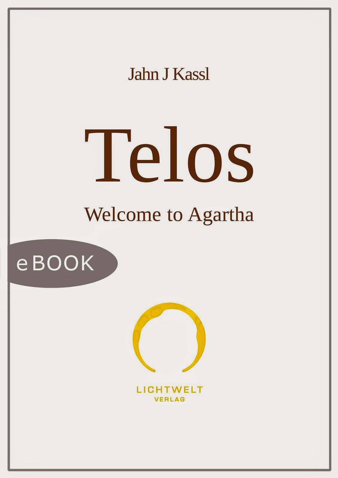 TELOS, Welcome to Agartha - JJK (digital publication)
