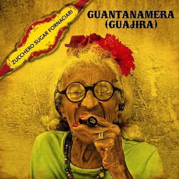 Copertina Zucchero - Guantanamera