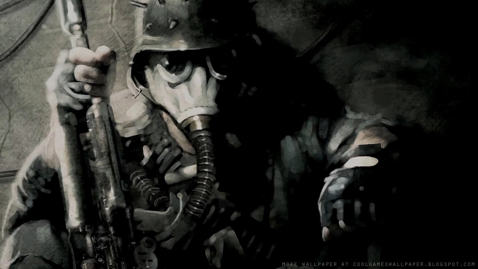 ... of Khazad-Dum: Wallpapers of game - Call Of Duty - World At War
