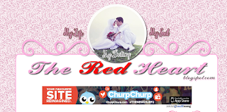 Edit BLog The Red Heart