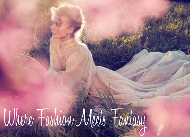 Where Fashion Meets Fantasy