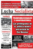 Periódico Lucha Socialista Nº 29
