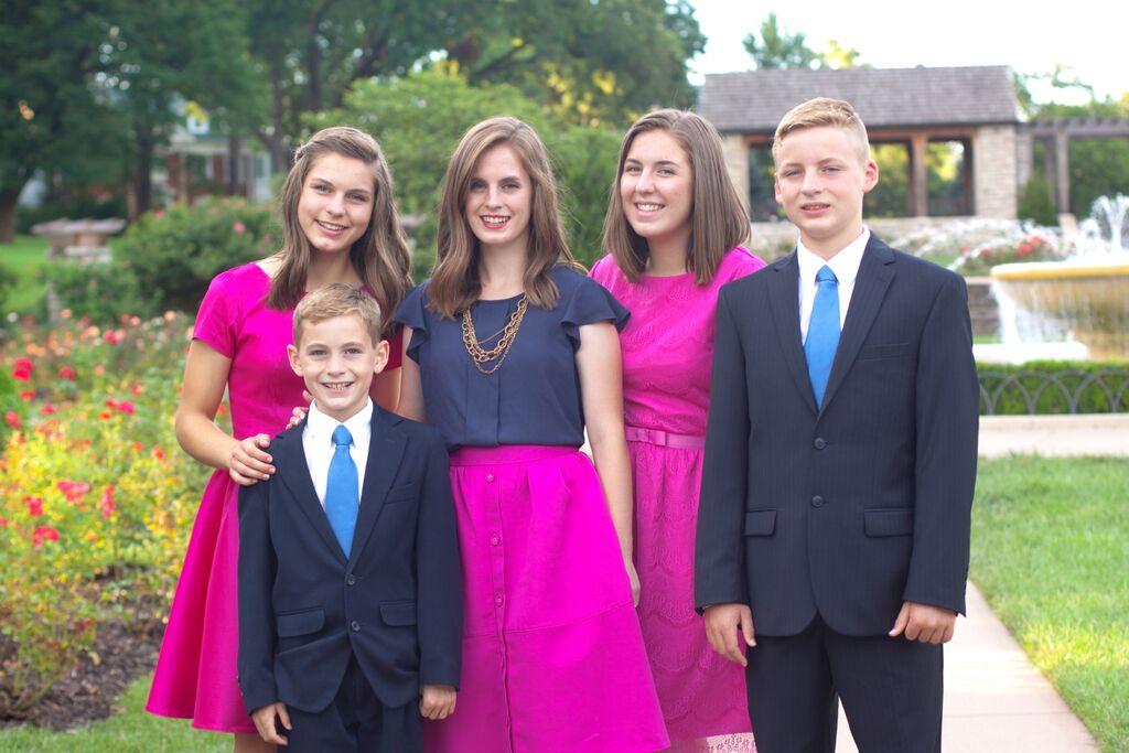 The Morgan Kids