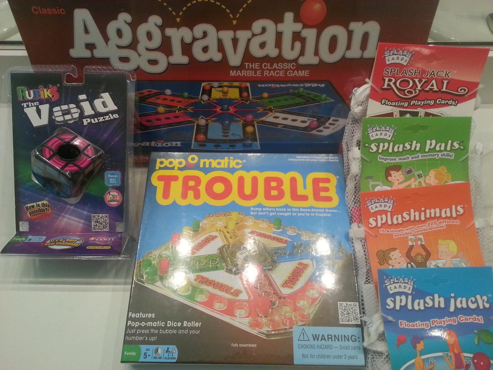 Enter the Winning Moves Games Review and Giveaway. Ends 6/2.