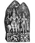 அருணாச்சலேஸ்வரர் (ஓவியர் கார்த்திகைநாதன்)