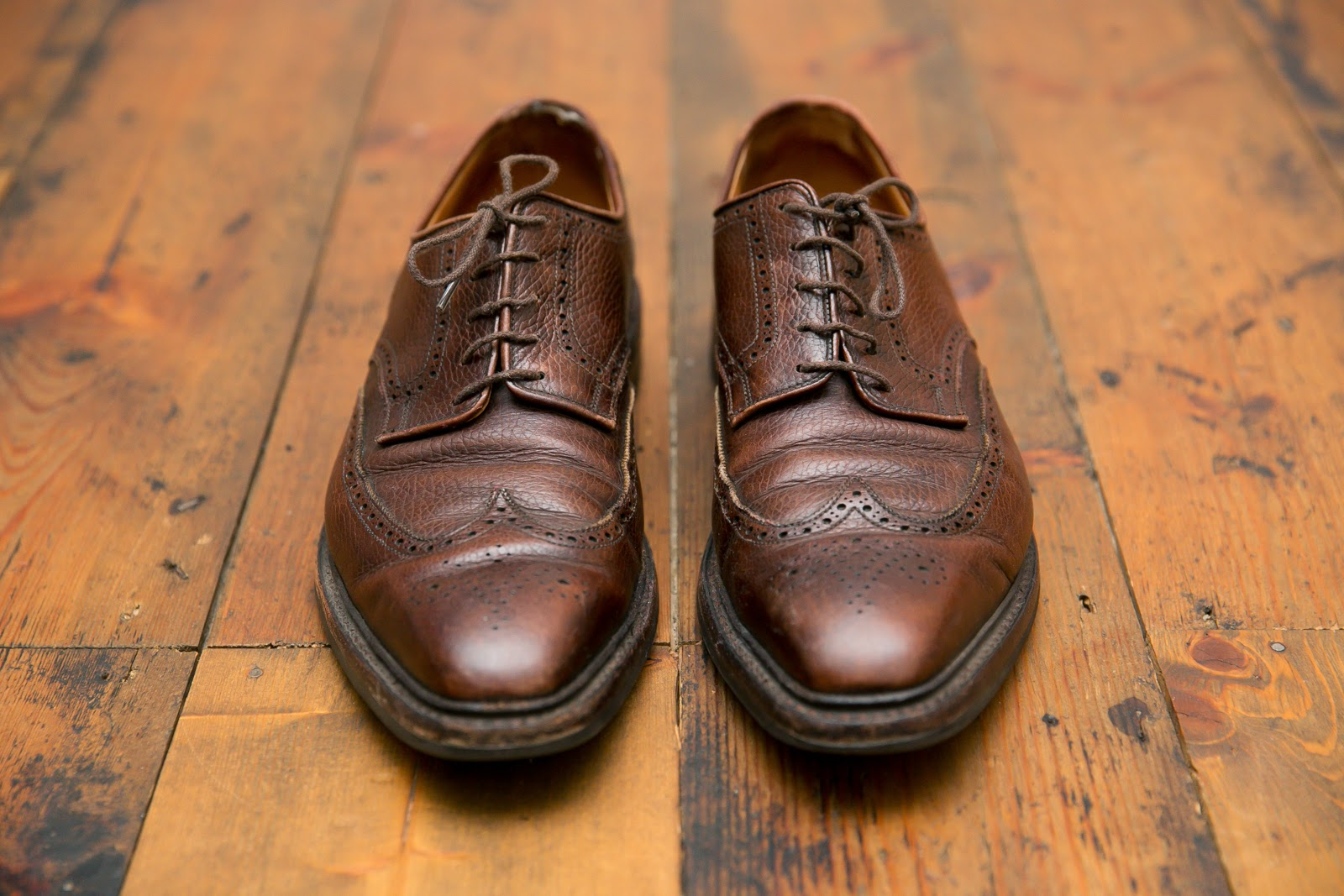 Used Crockett and Jones Exmoor