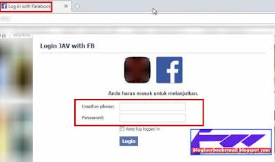 metode orang lain mencuri akun facebook