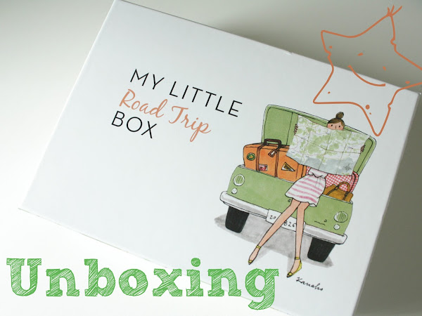 UNBOXING :: My Little ROAD TRIP Box / July 2015