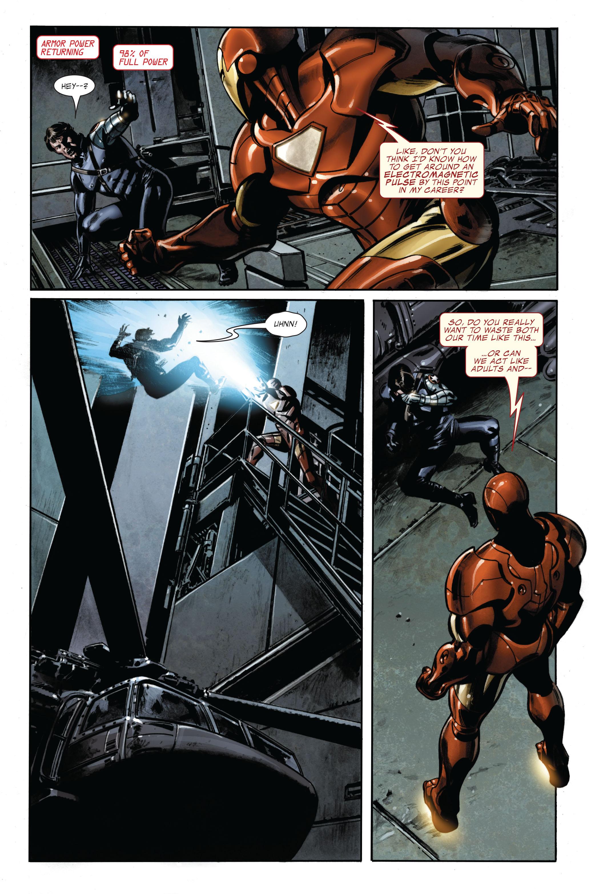 Captain America (2005) Issue #33 #33 - English 12
