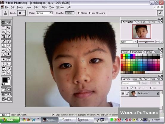 Adobe Photoshop 7