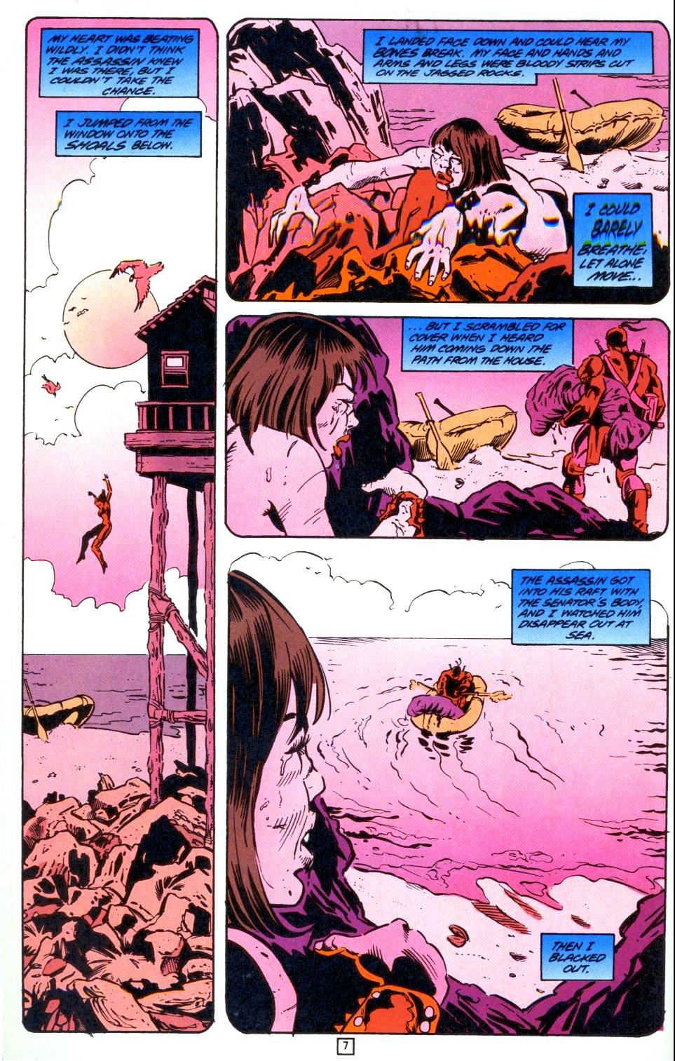 Deathstroke (1991) Issue #0 #5 - English 8