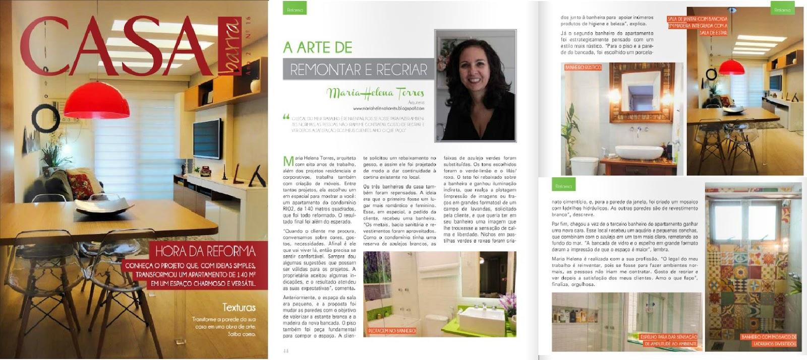 revistas casa barra e casa carioca