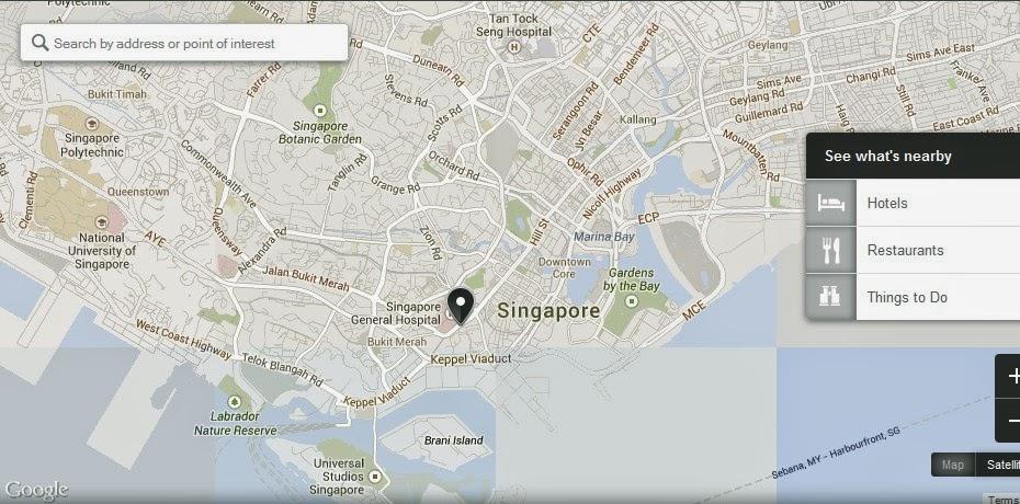 BaBa House Singapore Location Attractions Map,Location Attractions Map of BaBa House Singapore,BaBa House Singapore accommodation destinations hotels map reviews photos pictures