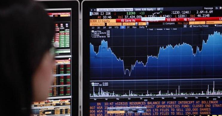 E Trading Saham Indonesia