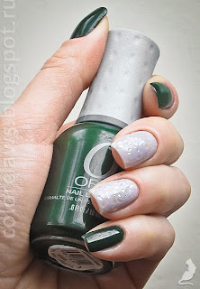 Orly Enchanted Forest + Orly Dance 'Til Dawn + Golden Rose Jolly Jewels #101