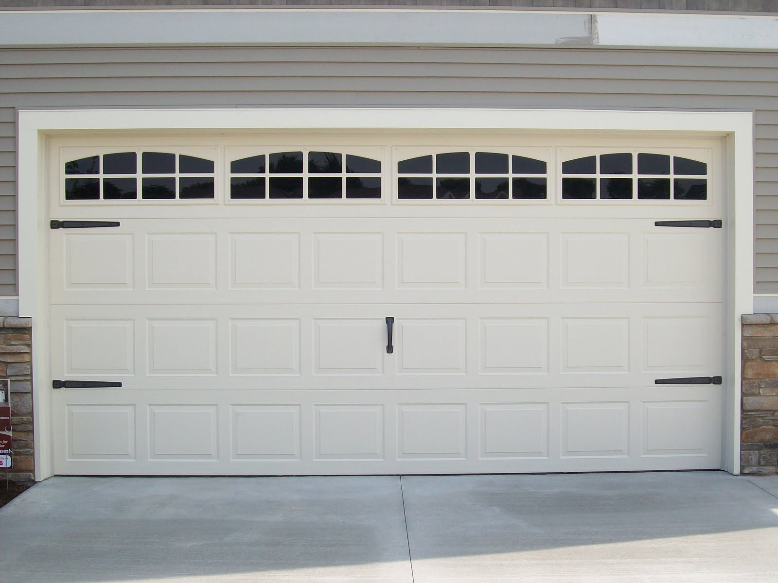 Overhead door company of the northland garage door trends for 16x7 garage door with windows