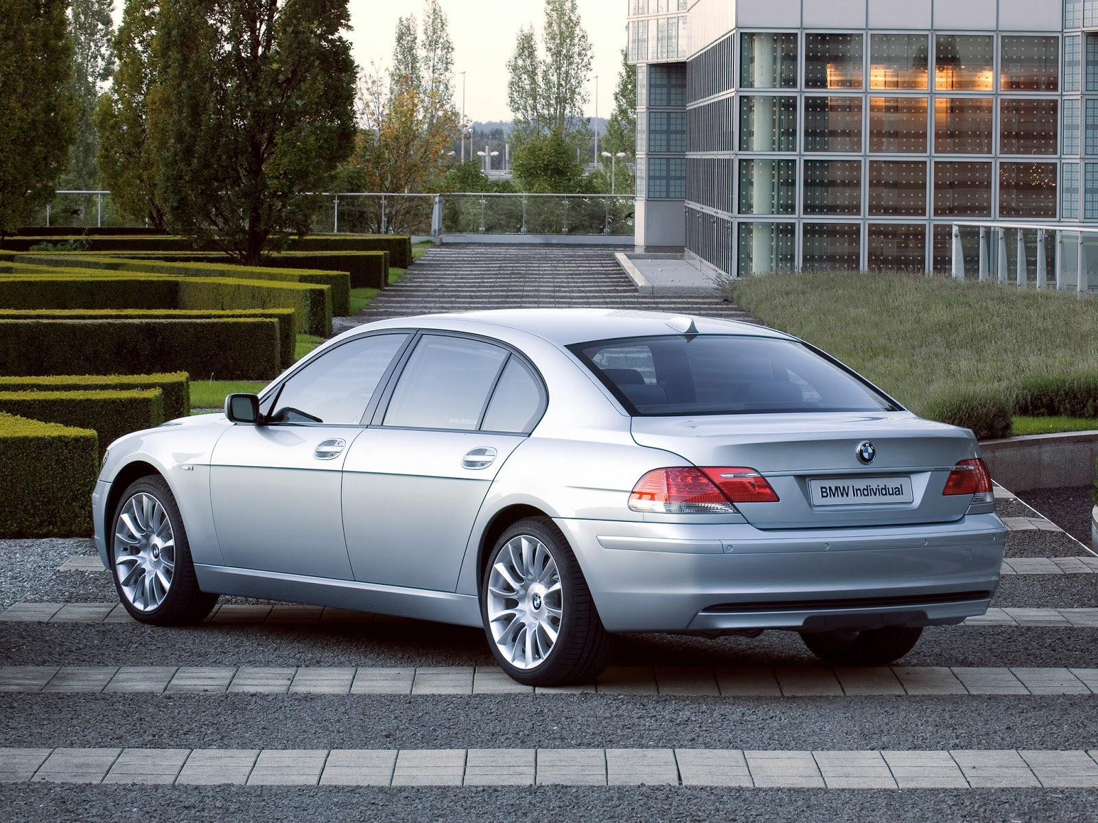 E65 Is The Internal Model Designation For 7 Series