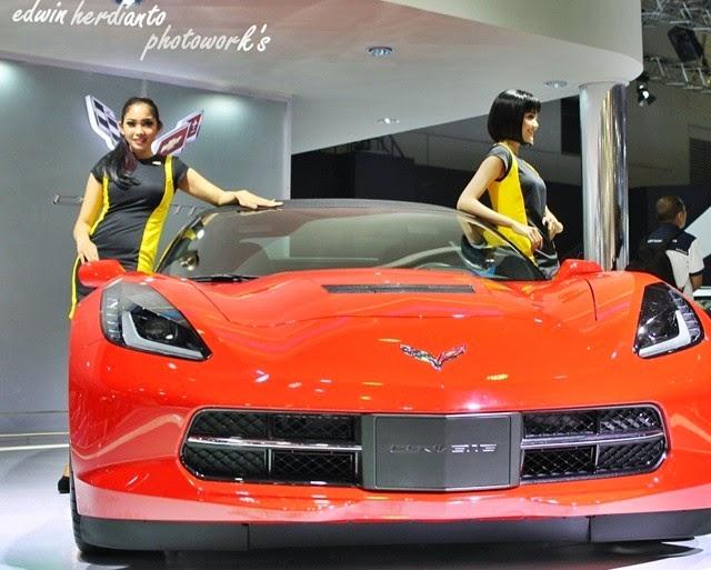 SPG Chevrolet Corvette IIMS 2014