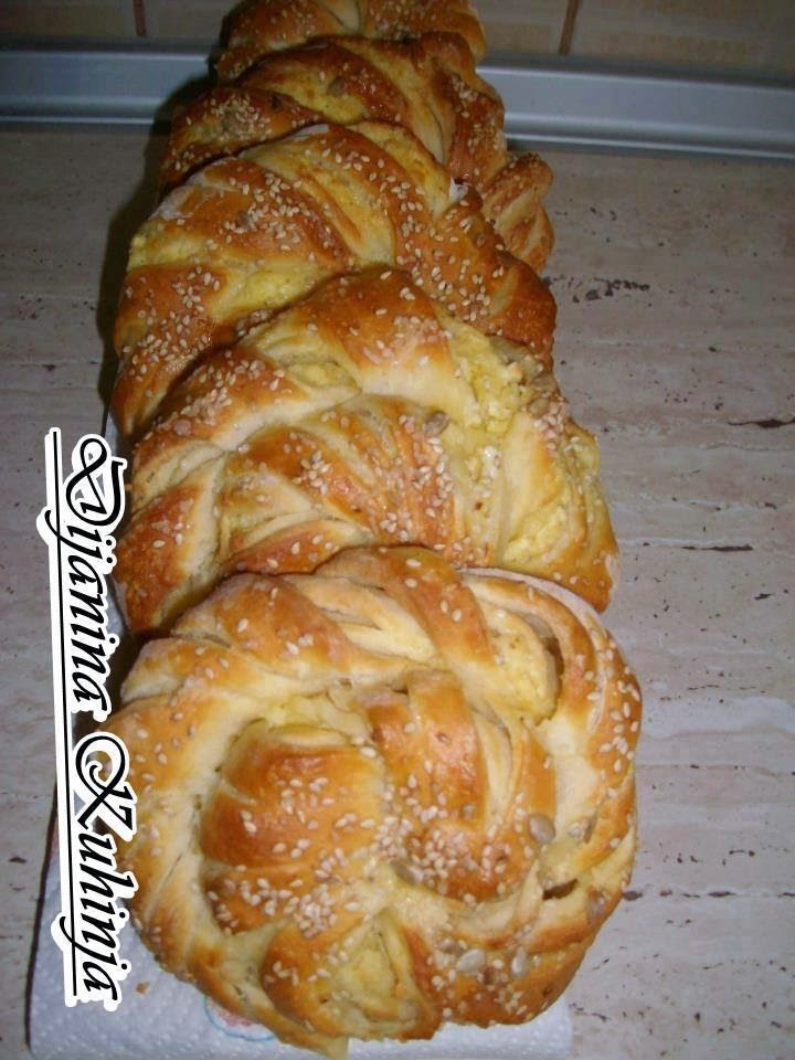 Recept: Turska pogaca sa sirom
