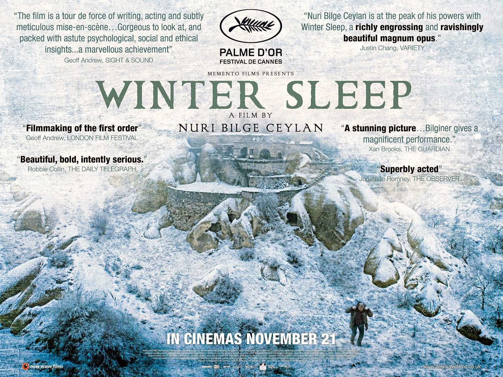 Winter Sleep (2014)