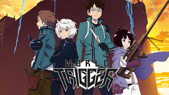 Trigger Anime Characters : World trigger anime new arc announced more cast yu