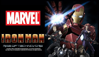 Iron Man Rise of Technovore 2013 Online