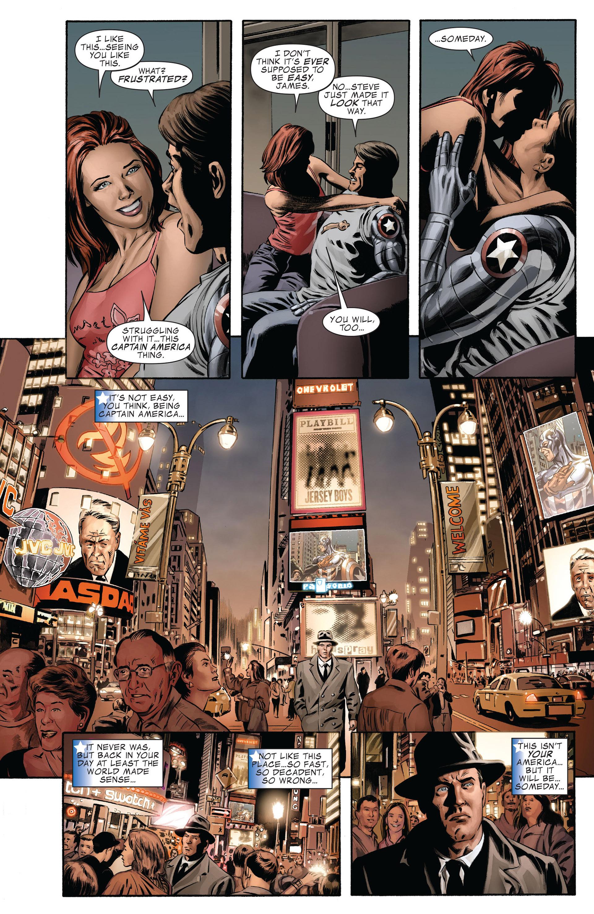 Captain America (2005) Issue #42 #42 - English 26