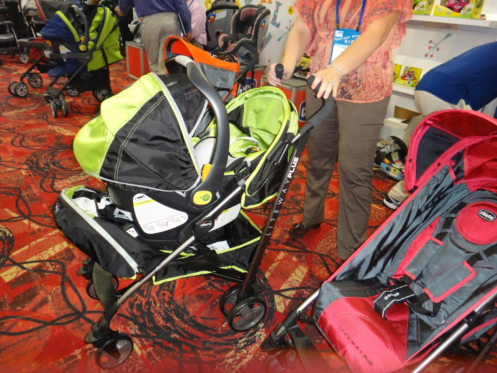 You will still need a stroller with a seat however Research is showing that it is best not to leave infants in car seats for extended periods