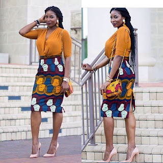 How To Rock Ankara Fashionably - Style Up With Kim