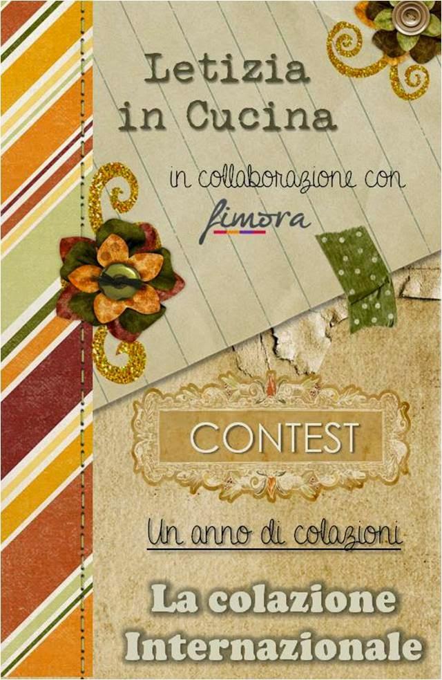 Letizia in Cucina: Vincitore contest \
