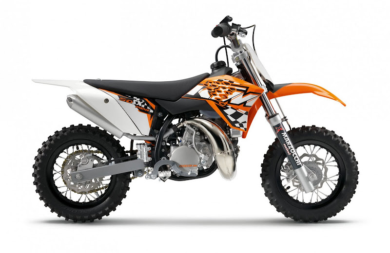 2011 KTM Offroad Competition 50 SX Mini