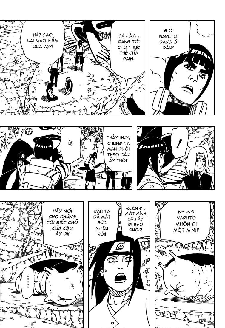Naruto chap 443 Trang 9 - Mangak.info