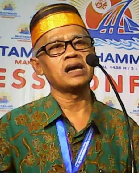 Foto dan Biodata Lengkap Haedar Nashir, Ketua Umum PP Muhammadiyah 2015-2020