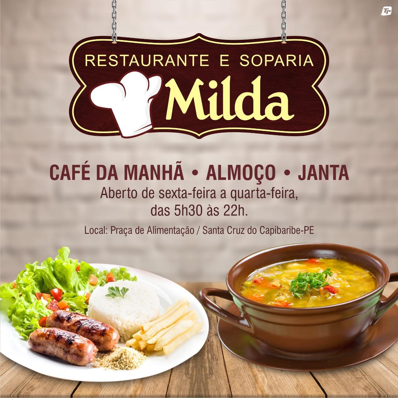 Restaurante e Soparia da Milda