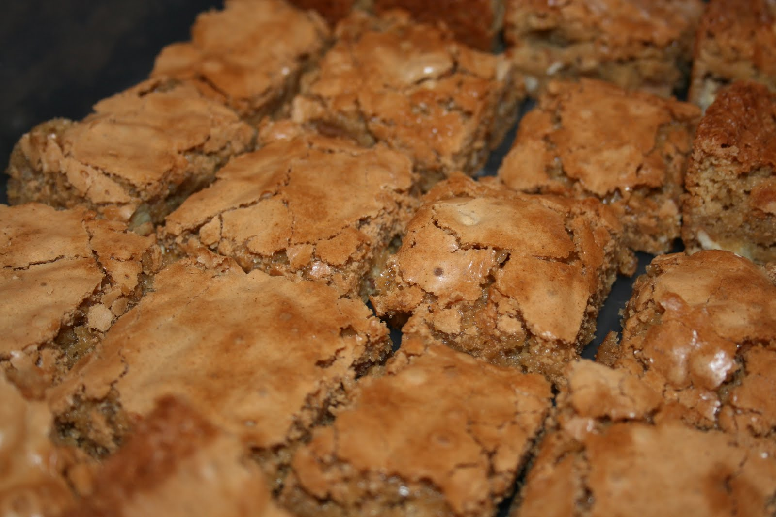 Recipe For Bars With Cake Mix