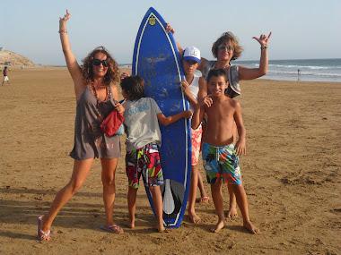 Yoga y surf en Marruecos. 19 al 26 de Agosto.