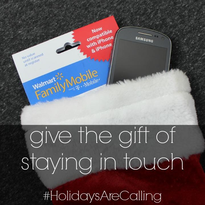 Walmart Family Mobile Holidays Are Calling Samsung Galaxy Exhibit #HolidaysAreCalling #CollectiveBias #cbias