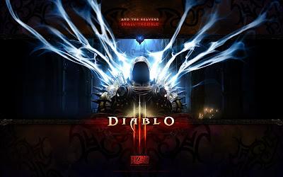 Blizzard Diablo 3 1920 x 1200 widescreen