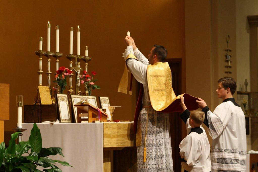 Sspx Latin Mass 51