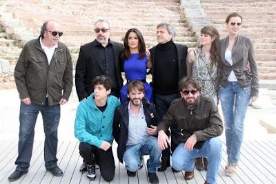 La chispa de la vida, de Álex de la Iglesia, con Salma Hayek, José Mota, Fernando Tejero, entre otros