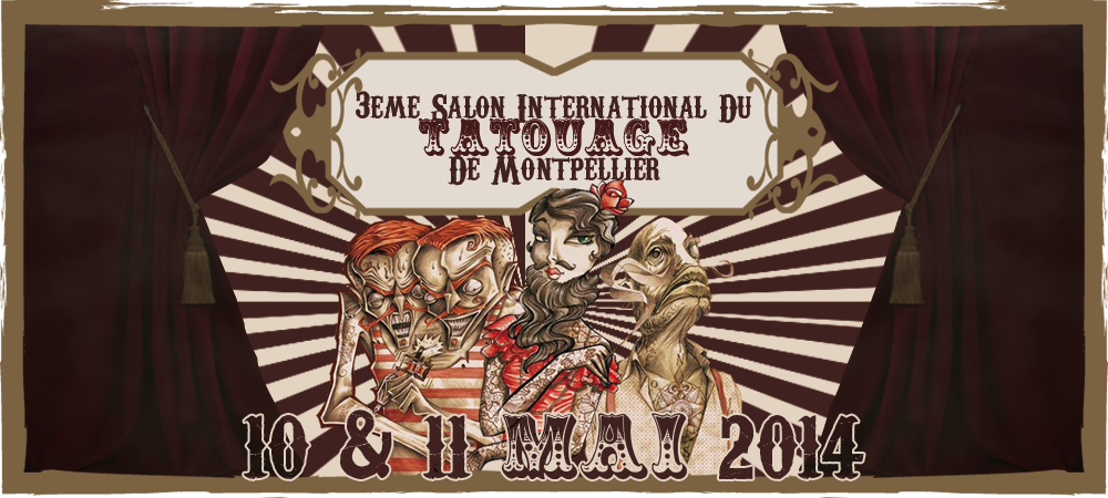 Montpellier Tattoo Convention Facebook - Convention Tatouage Montpellier