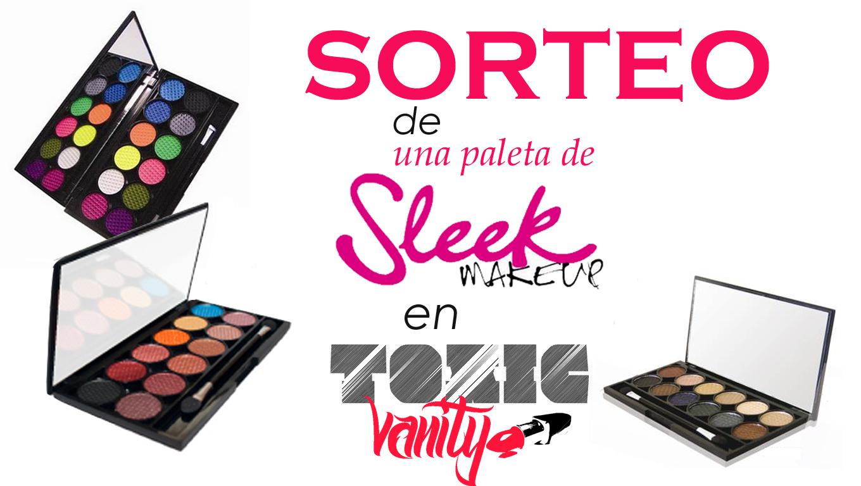Sorteo Toxic Vanity: