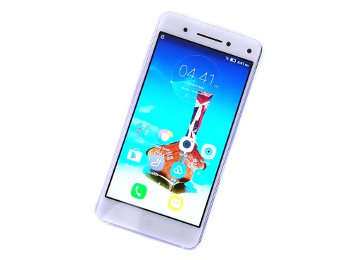 Review Smartphone Android Lenovo VIBE S1