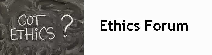 Ethics Forum