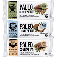 Paleo Concept Bar GoldNutrition