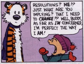 No Resolutions for Me