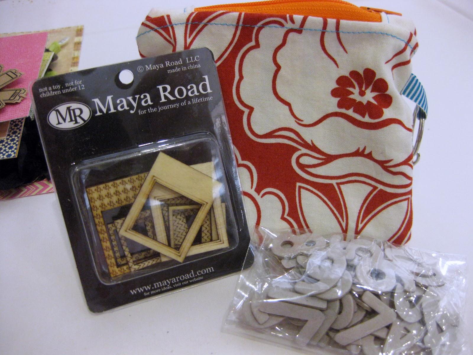 Maya Road workshop  Caroline Lau prize